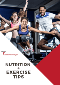 nutrition and exercise tips product cver