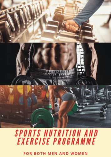 sport nutrition and exercise front cover