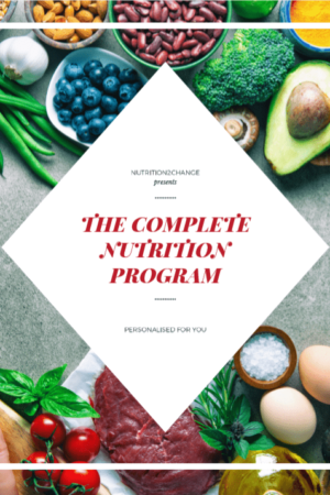 complete nutrition program