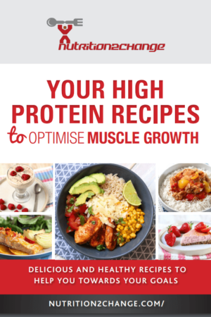 high protein recipe book
