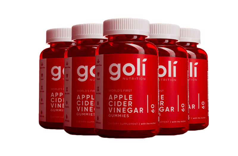 goli gummies multi pack