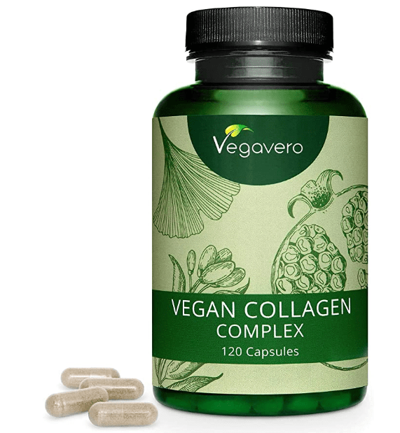 Vegavero Vegan collagen capsules