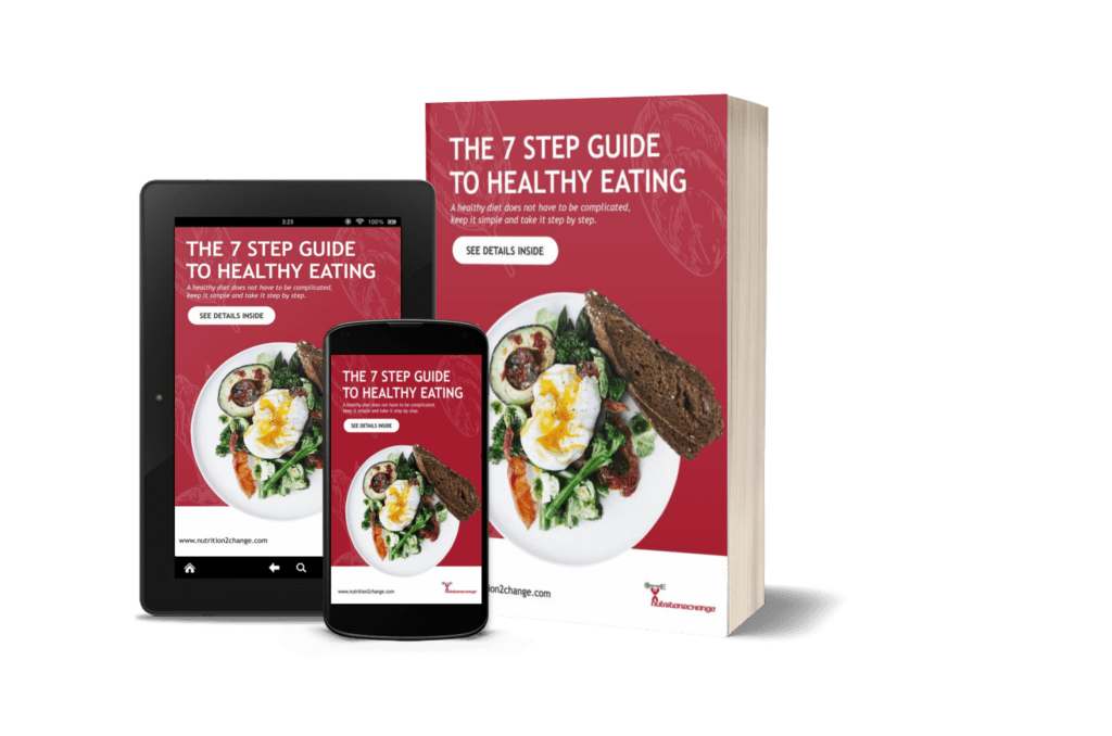 FREE guide to eating healthy