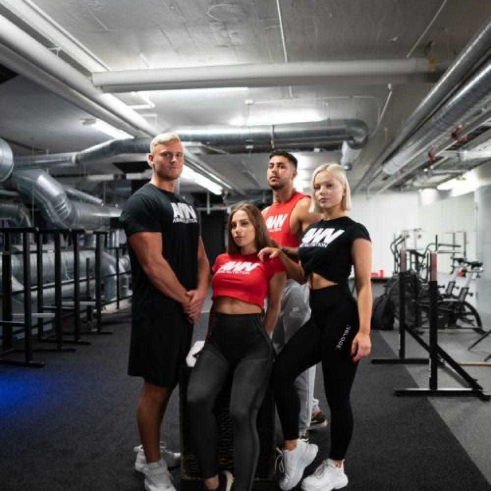 a group of personal trainers